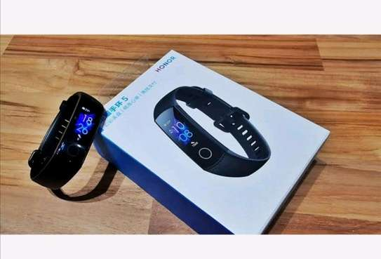 HUAWEI HONOR BAND 5 - Top Fitness Tracker & Smartwatch image 1