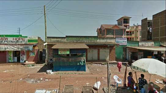 Commercial property for sale 80×50 with shops and rooms. image 1