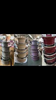 Bosch 10pc cookware image 1