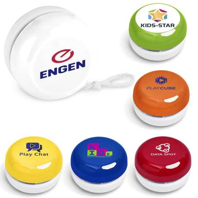 Branded YoYos for Kids and Giveaways image 1