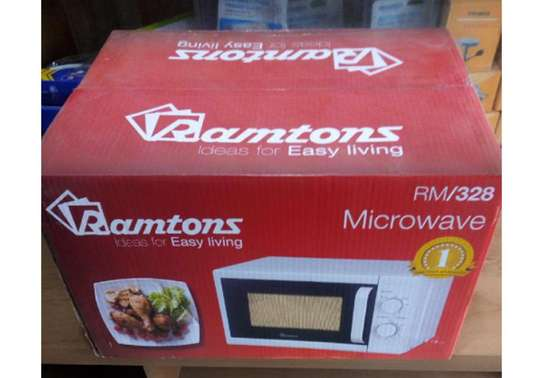 ramtons microwave + grill image 1