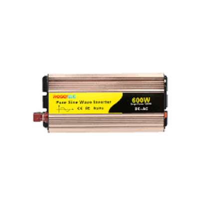 600 Watt Power Inverter, Home Use Pure Sine Wave ... image 1
