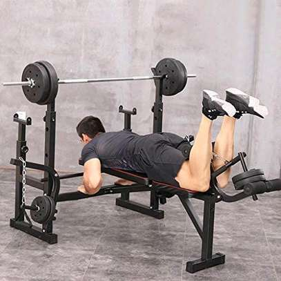 Weight-lifting bench image 3