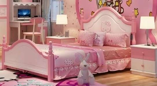 Princess bed/ girl bed image 5