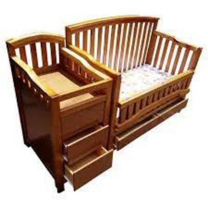 Selling baby cots image 5