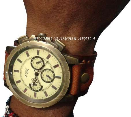 Male Vintage Watch