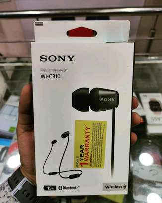 Somy W1-C310 brand new and sealed in a shop image 1