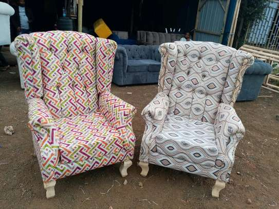 Wing chairs image 1