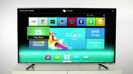 EEFA 55 INCH SMART ANDROID 4K LED TV