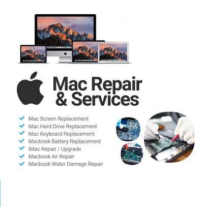 Apple Macbook Air/Pro  Screens Replacement image 1