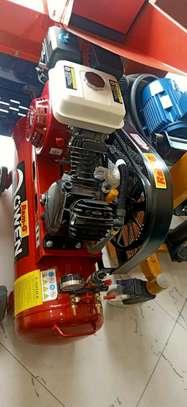 100l petrol air compressor image 1