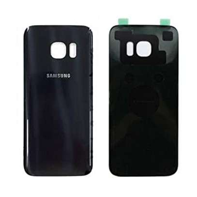 Battery Cover Replacement Back Door Housing Case For Samsung Galaxy S7 Edge image 1