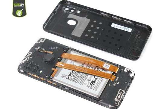 Samsung A20S Screen Repair- Nairobi CBD- In few minutes image 1