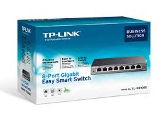 TP LINK 8-Port Gigabit Desktop Switch TL image 1