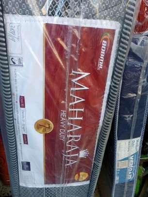 7yr guarantee Maharajah Mattresses. Free Delivery. image 1