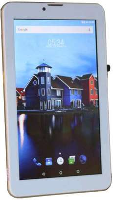 Atouch A7 Plus Kids Tablet 7 1GB Ram+16GB ROM - 4G (Dual SIM) - Gold image 2