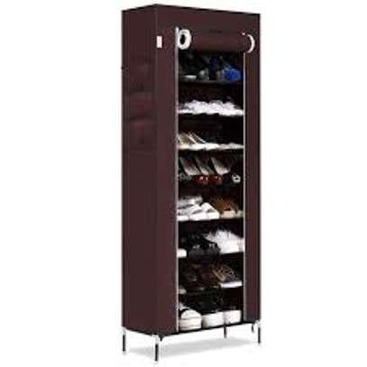 :ortable Shoe racks image 7