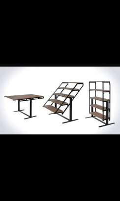 Convertible Table into Shelve image 2