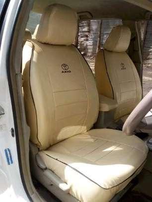 Tudor Car Seat Covers image 2