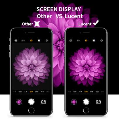 Iphone 8 screen plus  replacement -white image 8