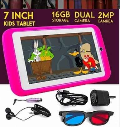 Kids android tablet image 1