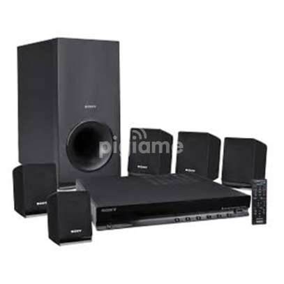 Sony tz 140 home theater image 1