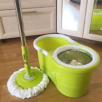 360° Spin mop image 1