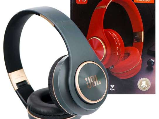 JBL T8 Wireless headphones image 1