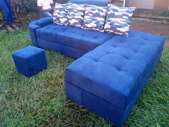 Affordable Stylish Modern Quality 6 Seater Corner Seat image 1