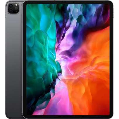 "Apple 12.9"" iPad Pro (Early 2020, 512GB, Wi-Fi + 4G LTE, Space Gray) image 1"