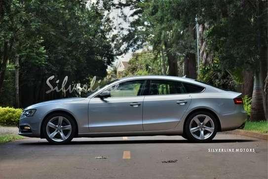 Audi A5 2013 image 6