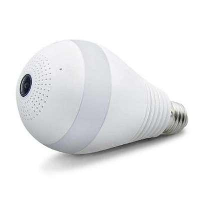 WiFi Panorama CCTV Bulb Camera image 3