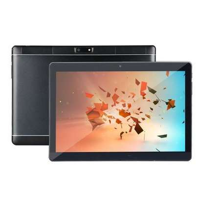 Generic NEW 10.1'' Tablet - Android 6 - 3G Dual Sim - 16GB - 1280*800IPS + Keyboard Case image 2