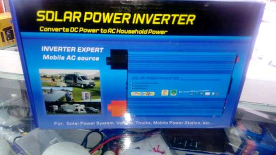 power inverter 1500watts and 24volts
