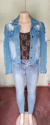 Denim jacket and Jeans Combo