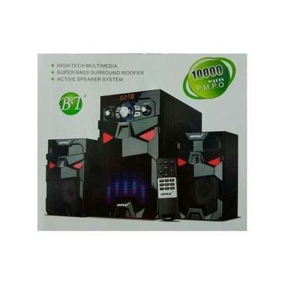 Ampex AXP36 2.1 Multimedia Subwoofer System 10000W PMPO