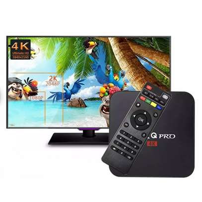 MXQ Pro 4K Android Smart TV Media Box for Movies, Series and Live TV image 7