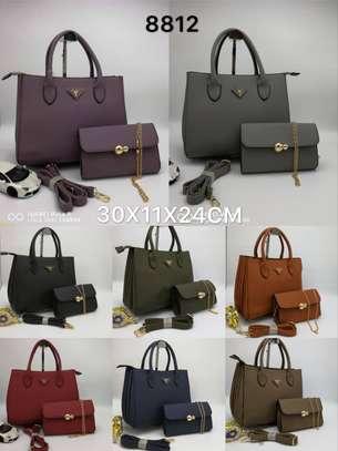 2 in 1 ladies handbags image 1