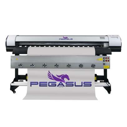 8ft eco solvent large format  printer. image 1