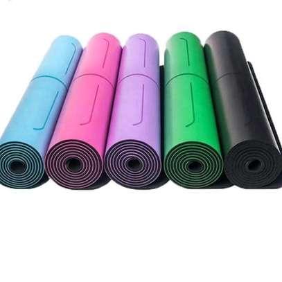 Thick Quality Yoga Mat image 1