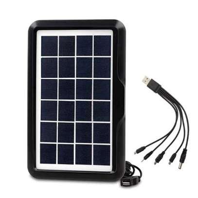 Solar Panel USB phone charger image 1