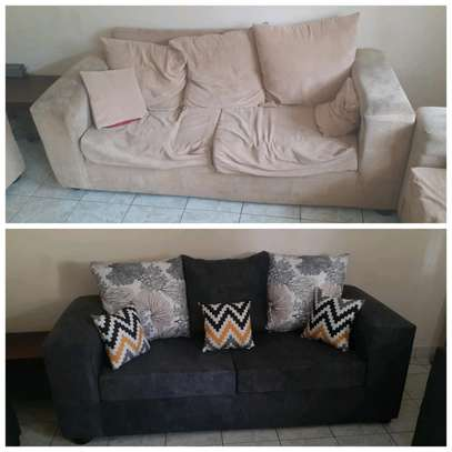Sofa repairs experts/sofa refurbishers/sofa renewal image 1