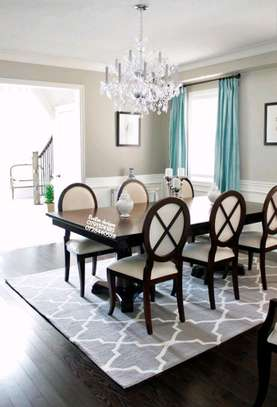 Six seater dining tables for sale in Nairobi Kenya/modern dining room designs image 1
