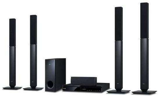DH 657 home theater