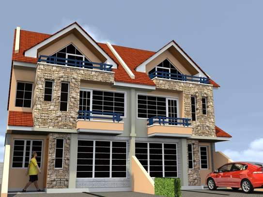 Kikuyu Town - House, Townhouse