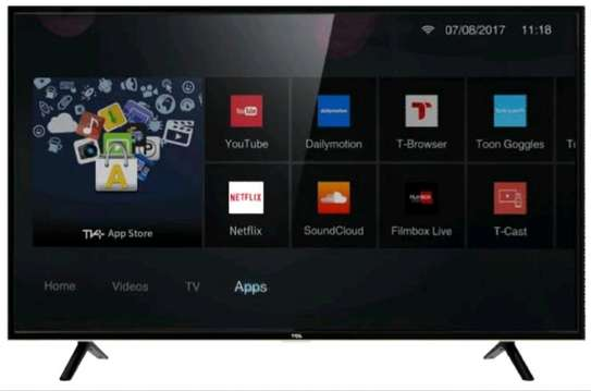 TCL 49 Inch Smart Android FULL HD LED TV image 1