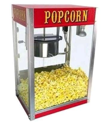Commercial popcorn maker image 1