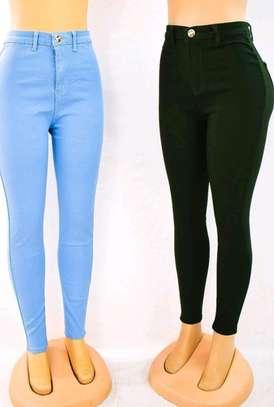 Ladies pencil Jeans image 3