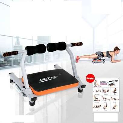 9 IN 1 Portable Total Body Fitness Training Machine image 1