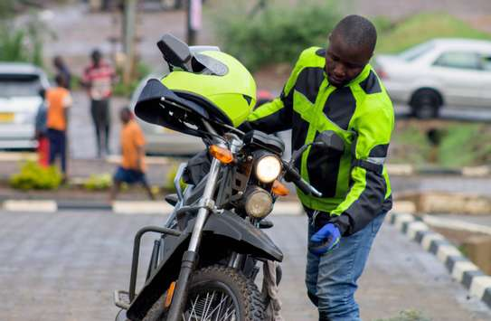 Deliveries and boda services within Nbi image 1